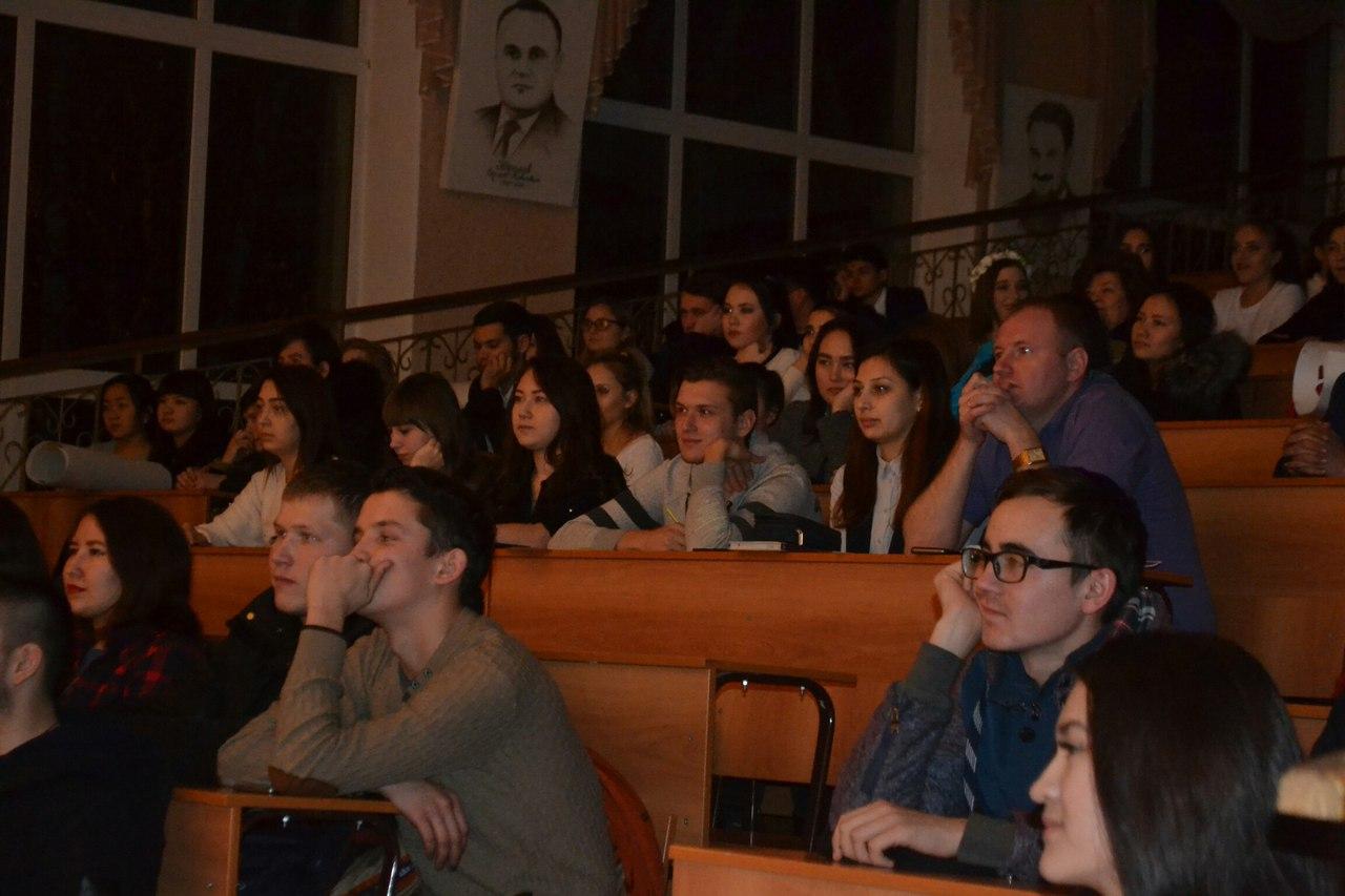 В СФ БашГУ прошел конкурс «Алло мы ищем таланты!» среди общежитий
