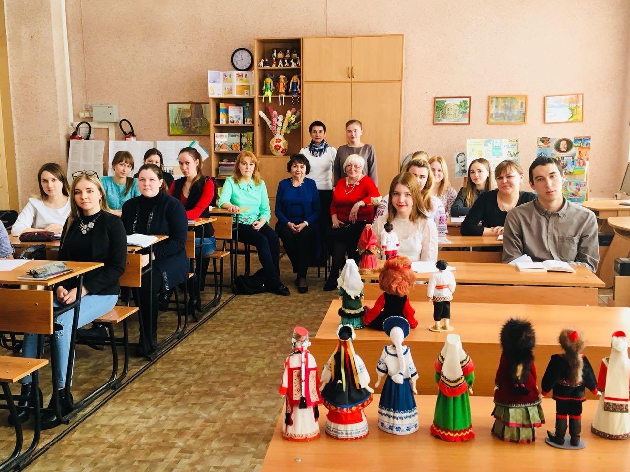 Круглый стол «Прогрессивные традиции воспитания в педагогике народов Республики Башкортостан»