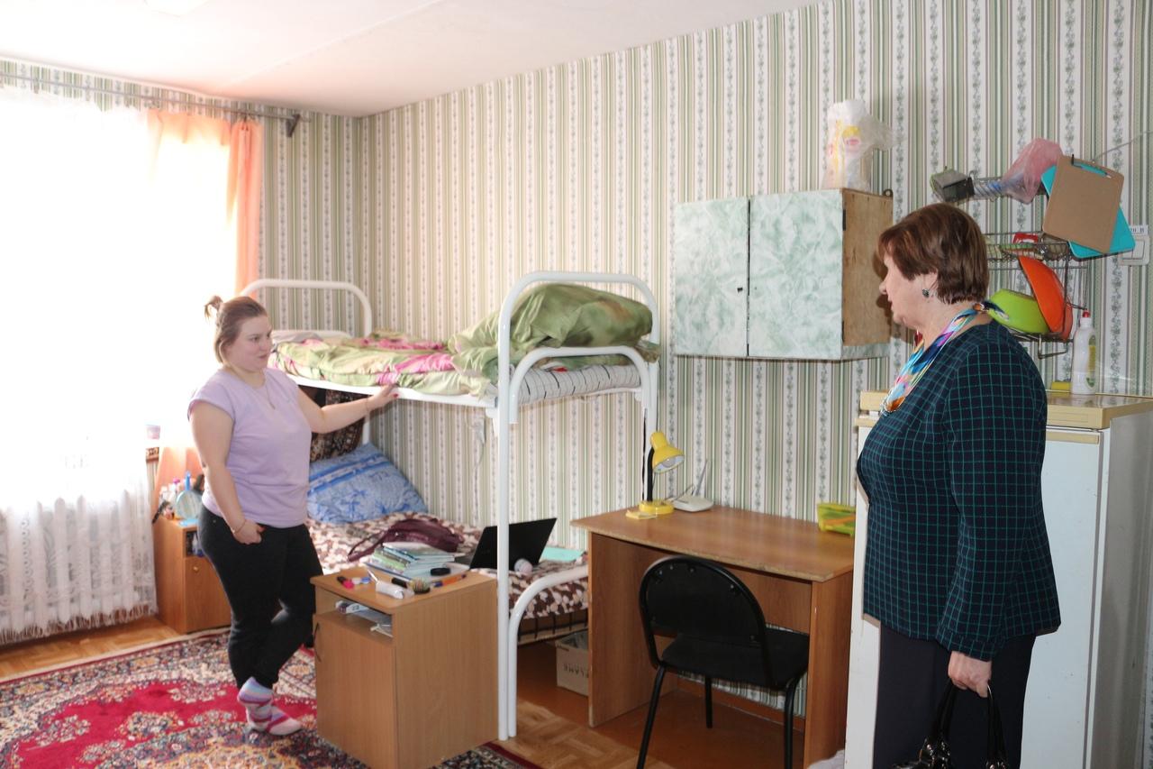 Комиссия конкурса общежитий