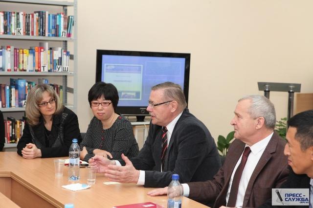 Преподаватель кафедры германских языков приняла участие в Международной научной конференции в Екатер