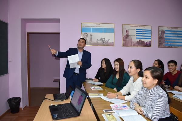 Доцент СФ БашГУ прочитал лекции в зарубежном вузе